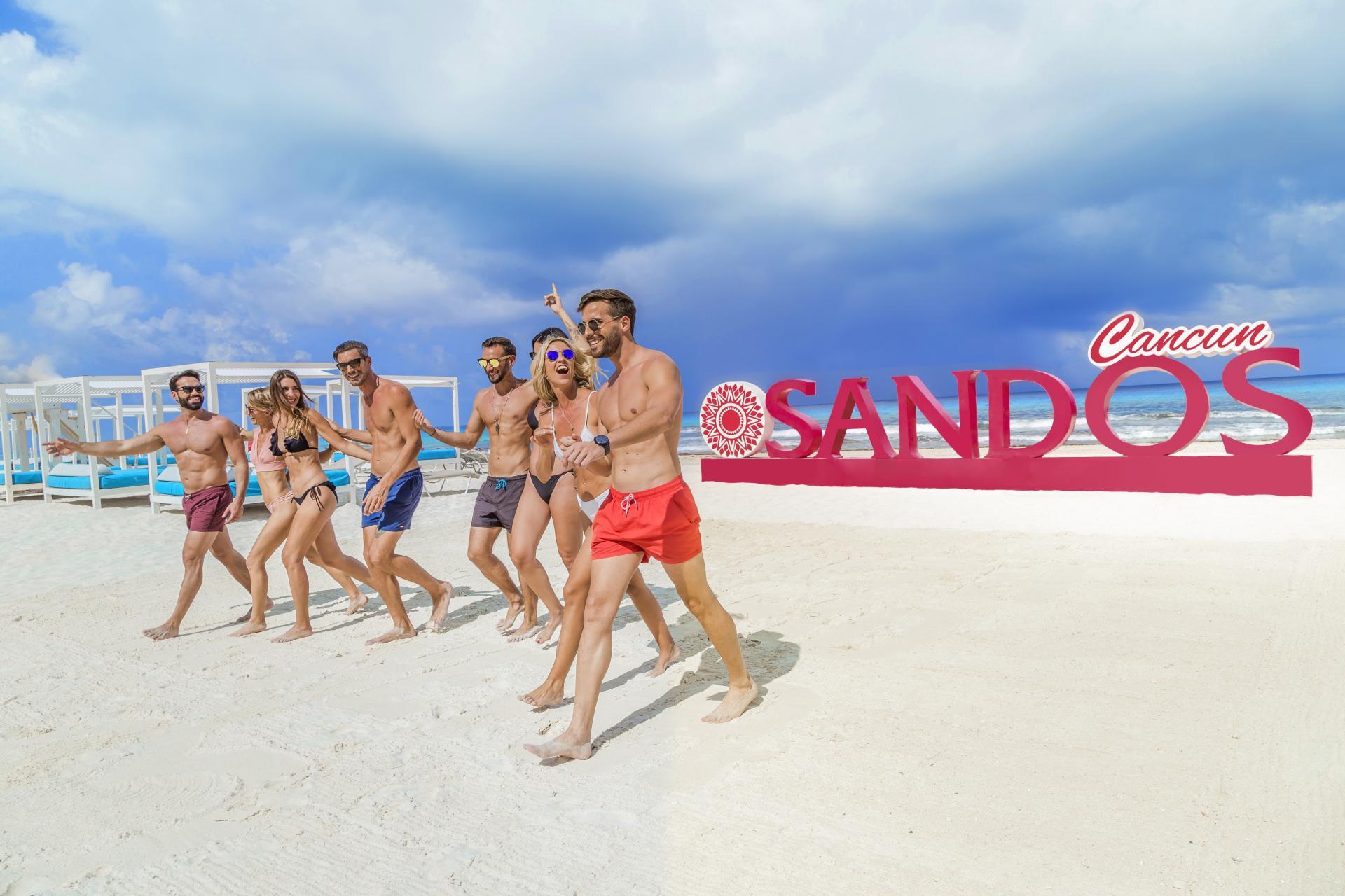 Sandos Cancun Cancun Mexico Resorts All Inclusive