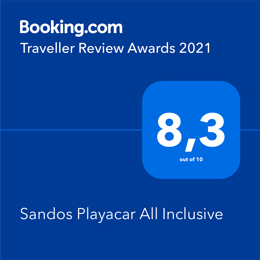 Booking Sandos Playacar 2021